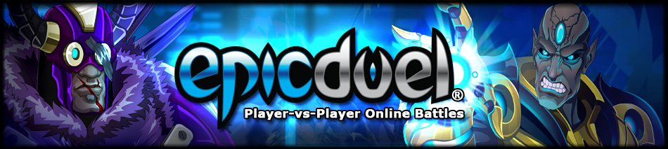 EpicDuel - Free PVP MMORPG